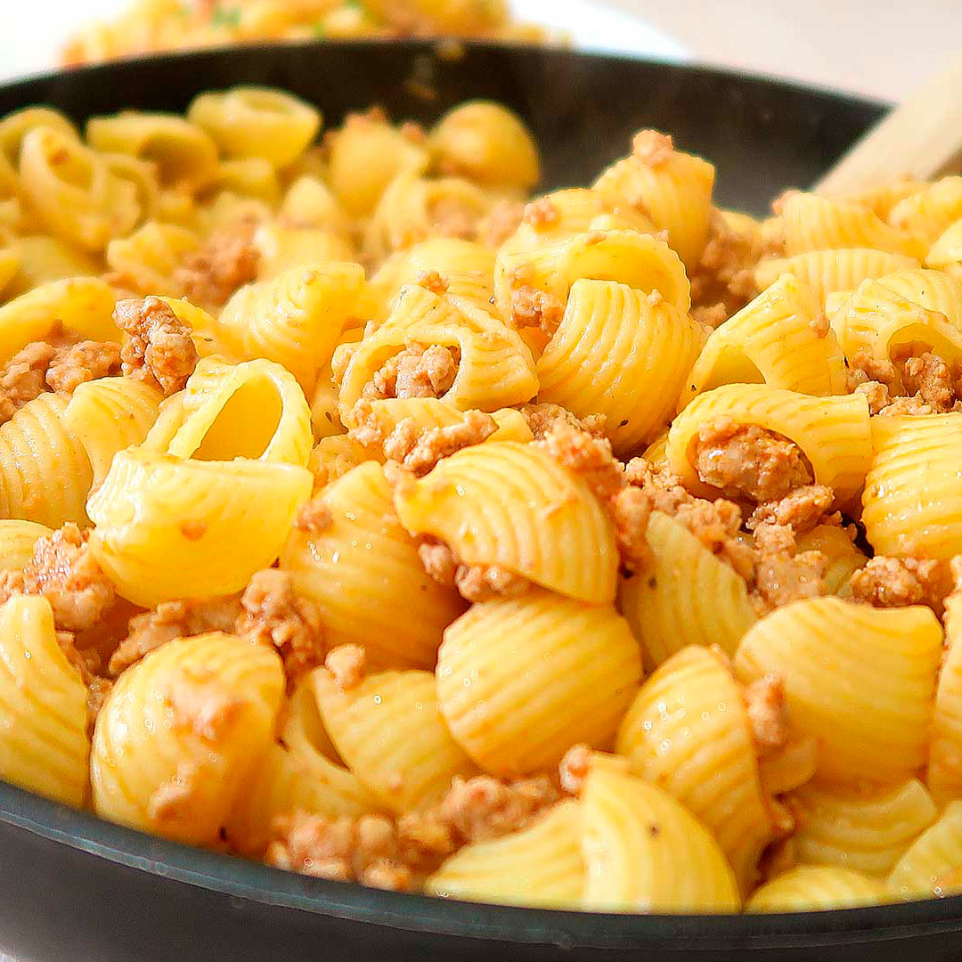 Рецепты макарон по флотски с картинками